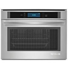 JennAir JBS7524BS 24 Inch Single Steam Electric Wall Oven, Stainless Steel
