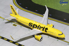 GEMINI JETS SPIRIT AIRLINES A320NEO 1:200 DIE-CAST MODEL G2NKS681 IN STOCK