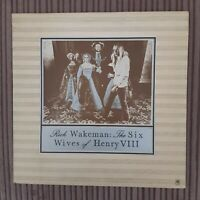 RICK WAKEMAN 'The Six Wives Of Henry Vlll '   Excellent Vinyl  AMLH 64361 UK