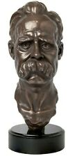 Friedrich Nietzsche - Sculpture / Bust - Philosopher (desk, home library, gift)