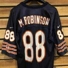 VTG 90s Nike Chicago Bears Marcus Robinson #88 Streetwear Football Jersey L