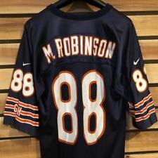 VTG 90s Nike Chicago Bears Marcus Robinson #88 Streetwear Football Jersey L