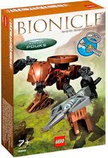 LEGO ® BIONICLE personaggio rahanga pouks 4869 NUOVO + OVP