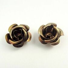 200pcs Metal Flower Beads Caps Jewelry Making Craft Findings 15x15x10mm 30561