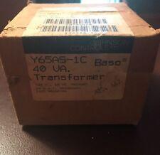 JOHNSON CONTROLS Y65AS-1C 40 VA BASO TRANSFORMER NEW IN BOX