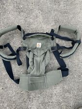 Ergobaby Omni 360 All Positions Baby Carrier, Cool Air Mesh, Khaki Green
