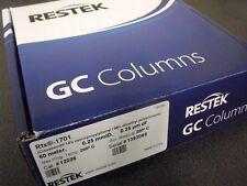 Restek Gc Capillary Column Rtx 1701 Cat 12026 60m 025mm 025um Usp G46 Phase