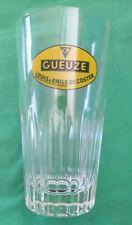 Verre à Gueuze Louis & Emile De Coster (Brasserie fermée en 1965)  - 33 cl