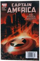 Captain America 8 Newsstand Variant Second Full Winter Soldier appearance Marvel