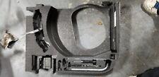 AUDI OEM 08-15 TT Quattro Interior-Rear-Insert Left 8J0864501H WITH TOOLS