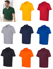Adidas A230 Men's Performance Sport Golf Polo Shirt Size S-4XL