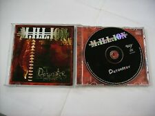 M.ILL.ION - DETONATOR - CD EXCELLENT CONDITION 2004 - MAJESTIC