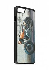 iPhone  Motorrad V5 Flip Tasche Hülle Case Cover Schutz Handy