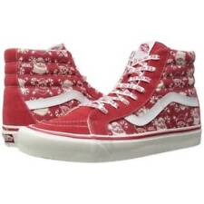 2a9fe70147 Vans SK8 Hi 38 Reissue Women s Size 8 Men s 6.5 Shoes 50th STV Pirate Santa  Red