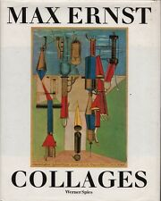 Max Ernst. Collages. A cura di Werner Spies. Thames & Hudson. 1991. RD