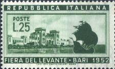 1952 italia repubblica Fiera di Bari MNH
