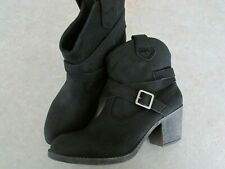 ROCKET DOG WESTERN ANKLE BOOTS 10M NEW