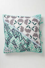 Nip Anthropologie Daydreamer One Euro Sham by Hothouse Quilt collection