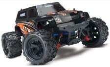 "Traxxas LaTrax Teton RC 1:18 Monster Truck #760541OR ORANGE ""Ready to Drive"""
