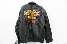 UNDEFEATED Mayweather Vs Hatton MGM Las Vegas '07 NWT Leather Jacket Size XL