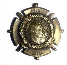Médaille Militaire Bronze  WW1 Serbie Serbe Guerre 14/18  1914 1918