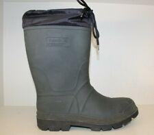 KAMIK Hunter Insulated Rubber Boots Mens Sz 8 Waterproof Rain Snow Outdoor