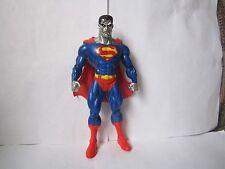 "DC Direct Multiverse Superman Through the Ages Metal Superman Robot 6 1/2"""