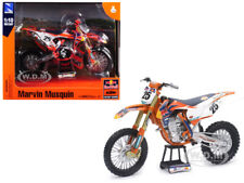 KTM 450 SX-F #25 M. MUSQUIN RED BULL 1/10 DIECAST MOTORCYCLE MODEL NEW RAY 57963