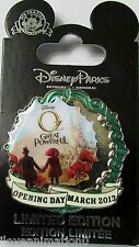 Disney Oz The Great and Powerful Opening Day Pin