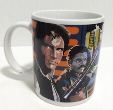 Star Wars Coffee Mug Han Solo, Chewbacca, Lando RARE EUC Galerie