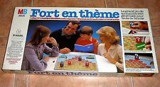 Jeu de société Fort en thème - Le grand jeu des connaissances générales- MB 1970