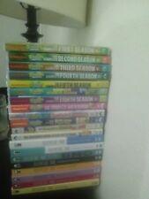 SpongeBob seasons 1 2 3 4 5 7 8 9 whit SpongeBob movie,s and adventure Time