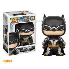 Justice League Batman Funko POP #204 DC Heros Comics Vinyl