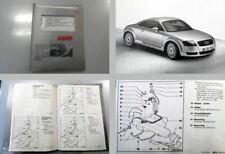 Reparaturleitfaden Audi TT 8N Kraftstoffversorgung Benzinmotoren ab 1999