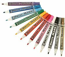 PAINT MARKERS Dykem Brite Mark 36 Pack (Choose from 12 colors)