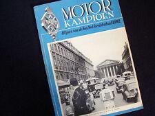 MOTOR KAMPIOEN~OCTOBER 1950~UITGAVE A.N.W.B.~1E JAARGANG~NR. 54~OLD ADVERTS
