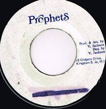 """YABBY YOU-love me love me girl    prohets 7""""     (hear)   reggae roots"""