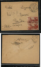 Eritrea   161  on  cover to  Italy   1935       KL0326