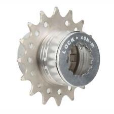 Single Speed Urban Fixie Bike rear gear Cassette Conversion Kit Silver 16T Mr C