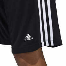 adidas Men's Active Shorts with front zipper pockets