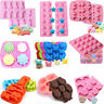 23 Style Silicone Cake Decorating Mould Candy Cookies Soap Chocolate Baking Mold
