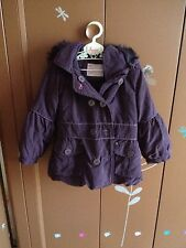 Manteau Blouson Fille Sergent Major 3 Ans
