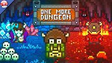 Juego de vapor uno más Dungeon Win Mac Linux CD Digital clave Rogue como RPG