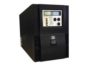 Toshiba T1000 1000VA / 900W 120V 5-15P In / (6) 5-15R Out Online Tower UPS