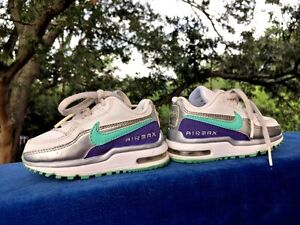 NIKE AIR MAX 90 TRAX Jordans LEATHER Boys Girls Athletic Toddler Shoes Size 4 c