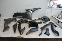 06 07 YAMAHA YZF R6  AFTERMARKET FAIRING SET COWLS COWLINGS KIT