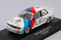 Model Car Scale 1:43 Cmr BMW M3 E30 N.2 DTM diecast vehicles collection
