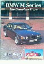 BMW M-Series : The Complete Story by Alan Henry (1998, Paperback)