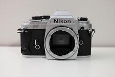 Nikon FG 35mm SLR Film Camera (Body Only)