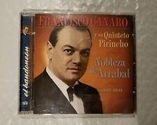 Francisco Canaro y su Quinteto Pirincho Nobleza de Arrabal 1937-1941 FREE SHIP